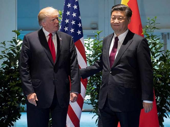 Presidente chino pide a Trump resolución pacífica con Norcorea | El Imparcial de Oaxaca