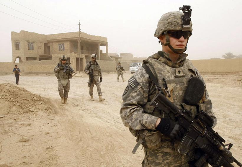 Dos soldados de EEUU mueren y 5 resultan heridos en Irak