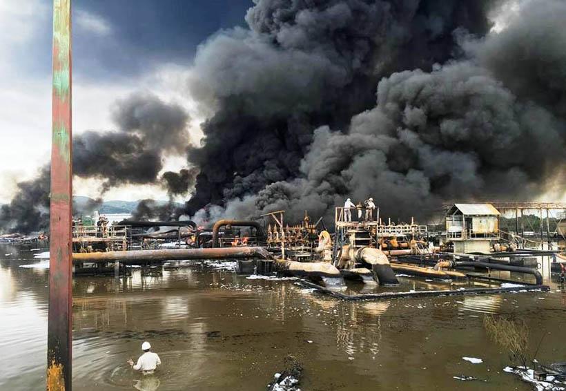 La refinería en el Istmo sobrevive con parches: Petroleros
