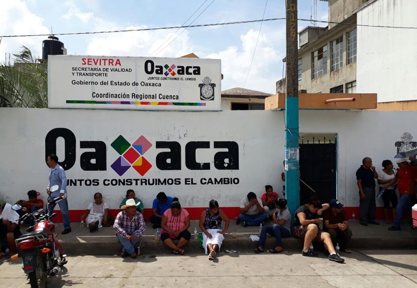 Toma Codeci las oficinas de Sevitra en la Cuenca