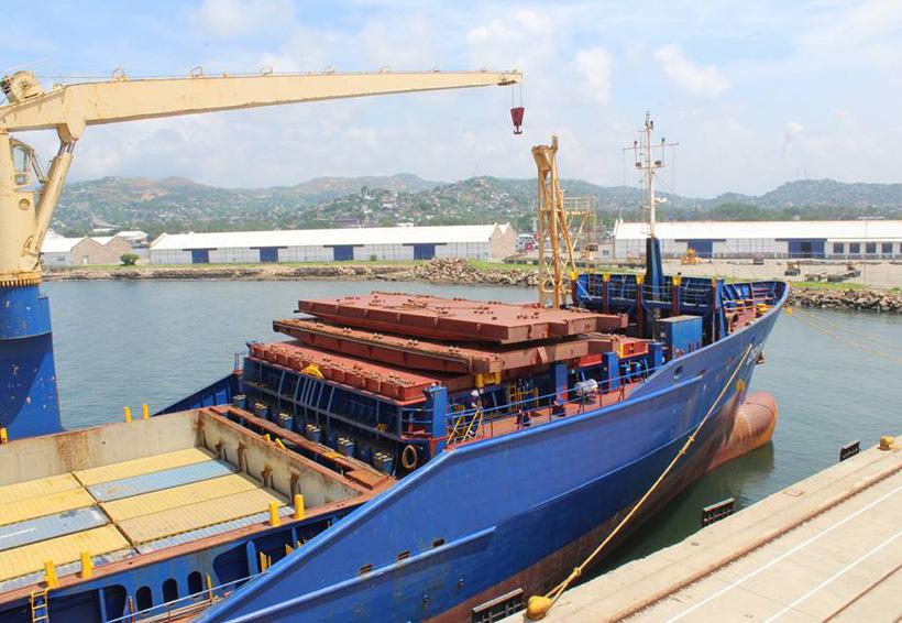 Falta de atención de SCT al puerto de Salina Cruz, Oaxaca