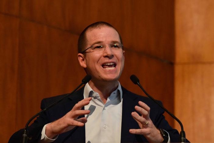 Afirma Ricardo Anaya que el PAN está listo para un Frente Amplio   El Imparcial de Oaxaca