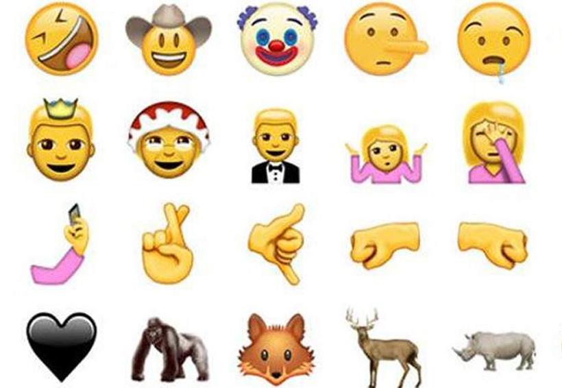 Así serán los nuevos emojis de WhatsApp   El Imparcial de Oaxaca