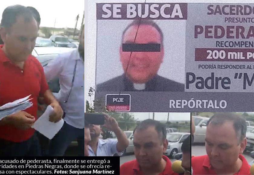 Video: Cura pederasta se entrega a las autoridades | El Imparcial de Oaxaca