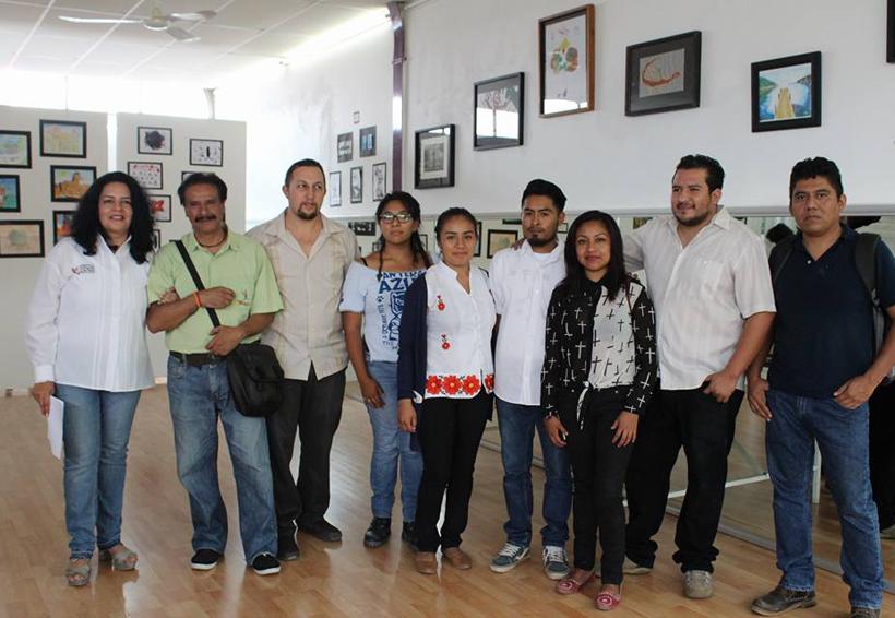 En Oaxaca reactivan los talleres comunitarios del Tamayo