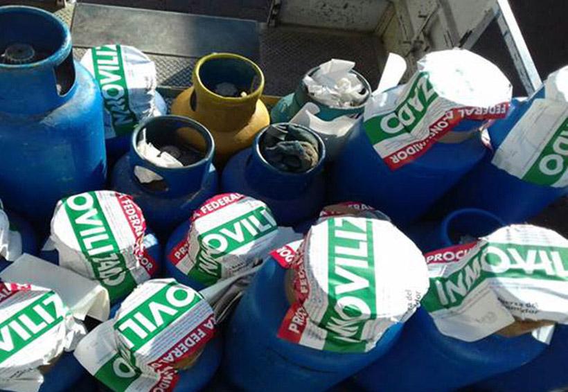 Profeco sanciona a plantas de gas LP, así como camiones repartidores del combustible | El Imparcial de Oaxaca