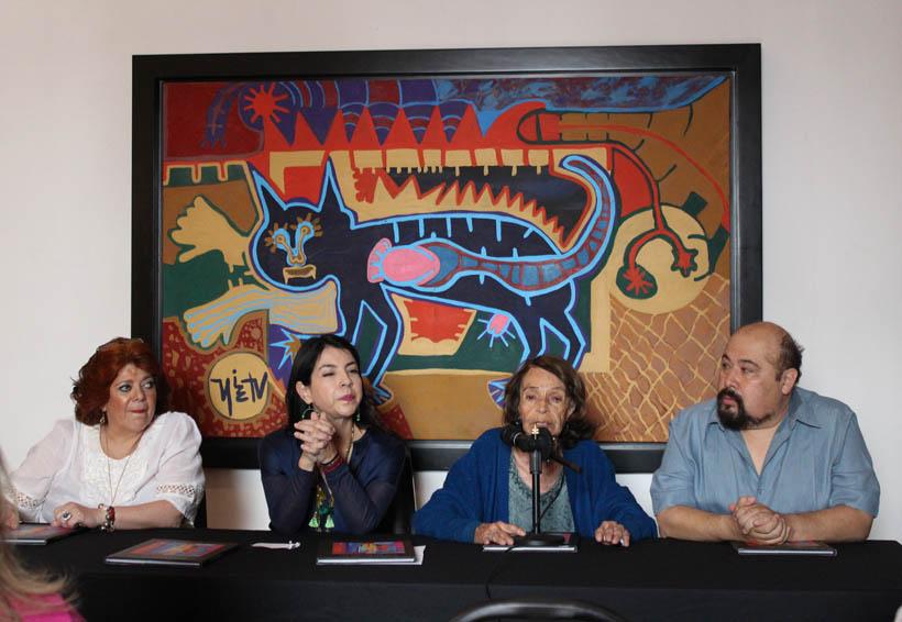 Reúnen obra de Rodolfo Nieto en Oaxaca