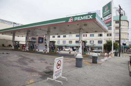 Producción de petróleo llega a mínimos en Pemex