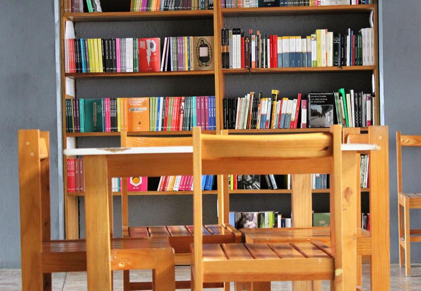 Una biblioteca para el cambio social