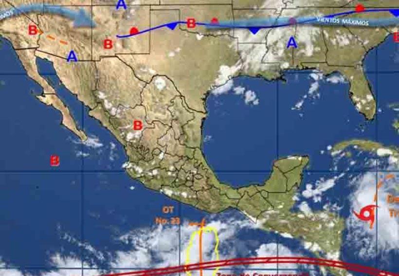 Se pronostican tormentas intensas este lunes para Oaxaca | El Imparcial de Oaxaca
