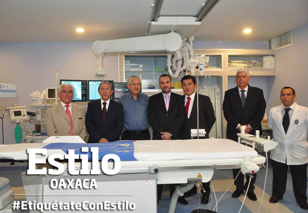 Gran Inauguración del Hospital Cardiológico del Sureste