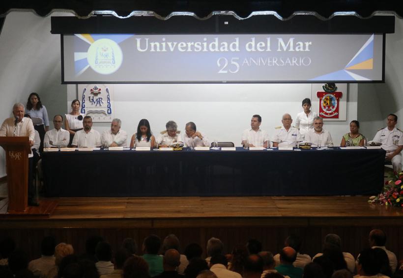 La Universidad del Mar cumple 25 años | El Imparcial de Oaxaca