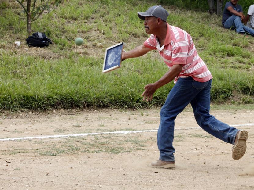 Larga jornada de la pelota mixteca | El Imparcial de Oaxaca