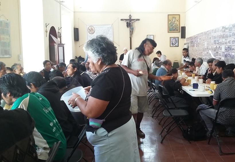 Desayunador, esperanza para los pobres de Oaxaca