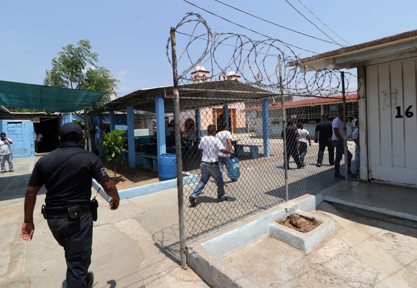 Reprueban sistema penitenciario estatal de Oaxaca | El Imparcial de Oaxaca