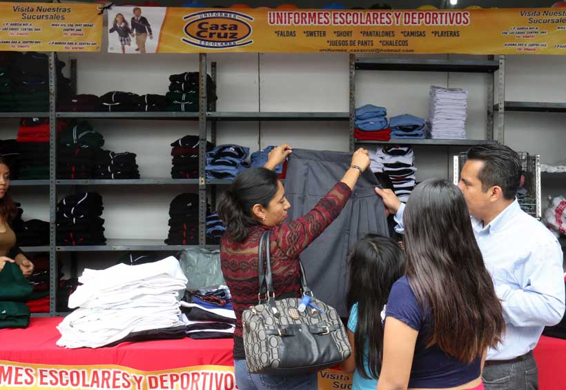 Descuentos de hasta 50% en Feria de Útiles en Oaxaca | El Imparcial de Oaxaca