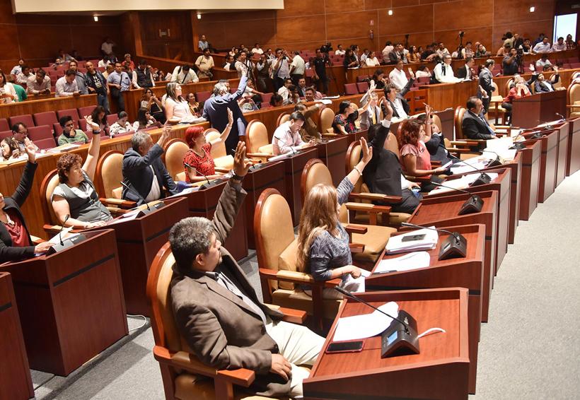 Congreso de Oaxaca elimina fuero | El Imparcial de Oaxaca