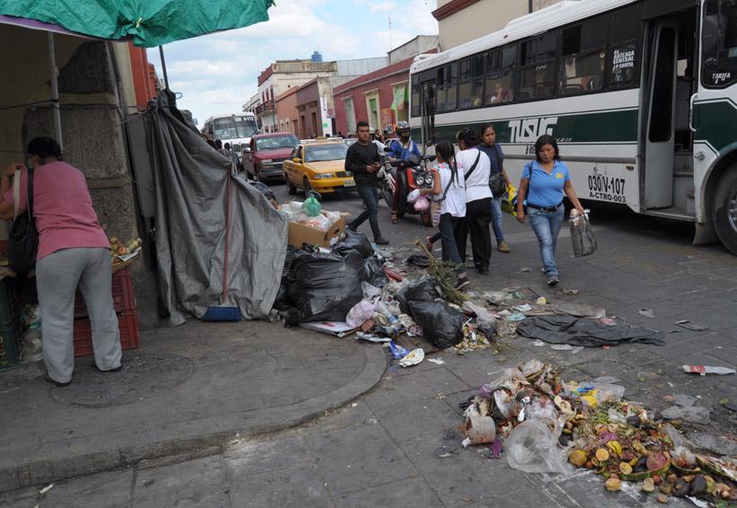 Sin solución conflicto en basurero municipal de Oaxaca | El Imparcial de Oaxaca