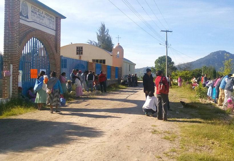 Toman Escuela Primaria en Magdalena Peñasco, Oaxaca   El Imparcial de Oaxaca