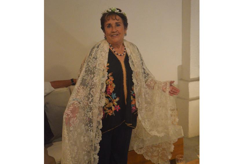 Ángel y Lucita celebran sus 50 años de casados