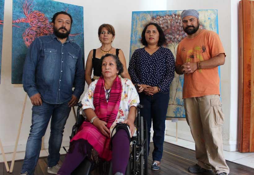 En la desprotección, artistas de Oaxaca