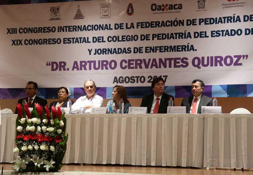 Congreso de Pediatría llama a proteger a niños y a adolescentes en Oaxaca | El Imparcial de Oaxaca