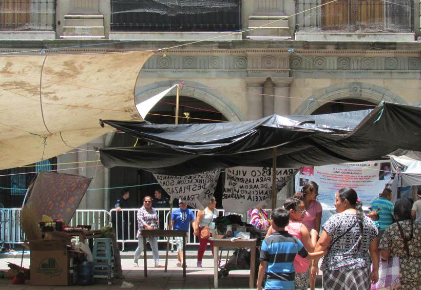 Mala imagen del Centro Histórico afecta crecimiento y frena empleo: comerciantes | El Imparcial de Oaxaca