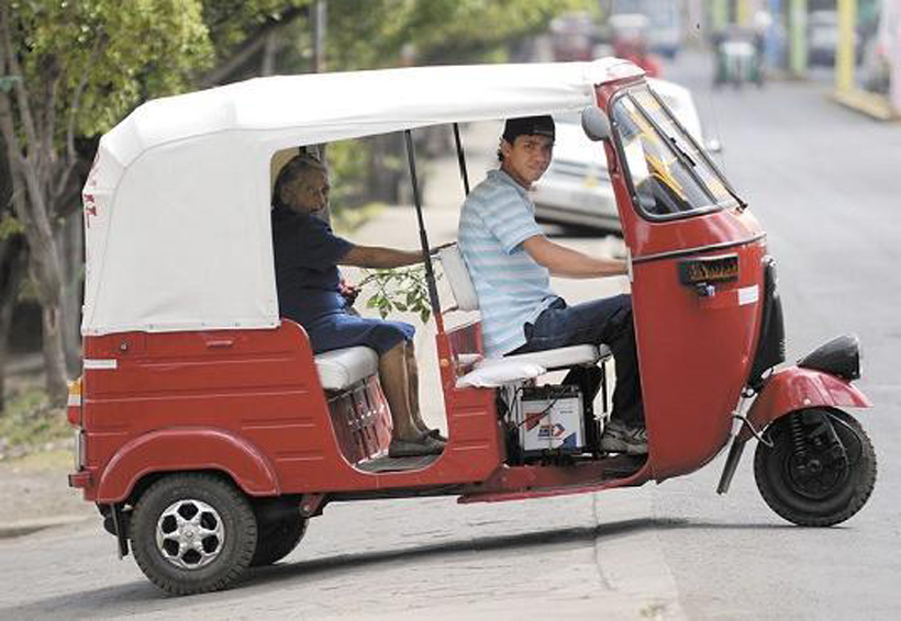 No circularán moto taxis en la capital de Oaxaca | El Imparcial de Oaxaca