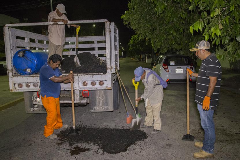 Gobierno municipal trabaja en  el mejoramiento de vialidades | El Imparcial de Oaxaca