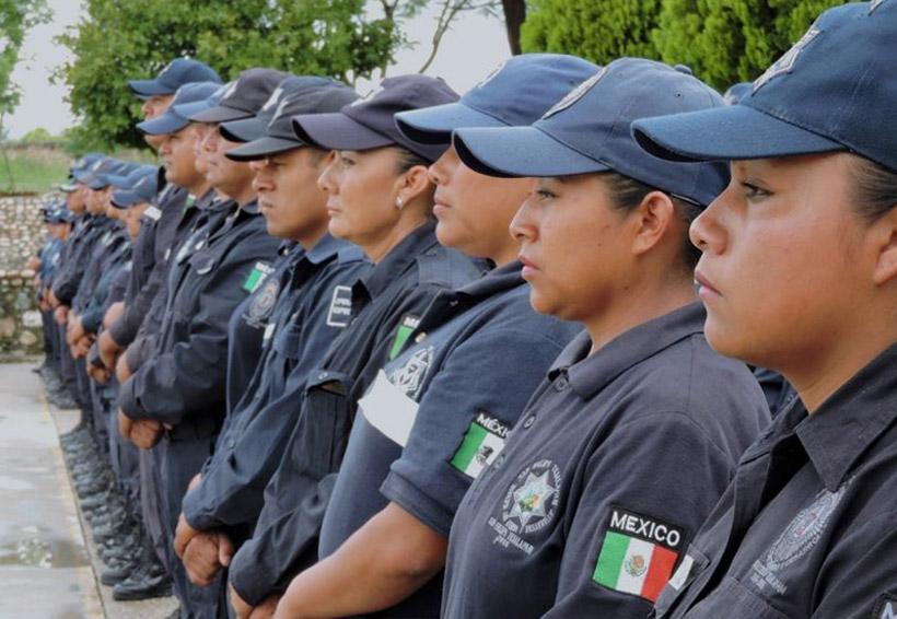 Desairan convocatoria de formación a policías en Oaxaca | El Imparcial de Oaxaca