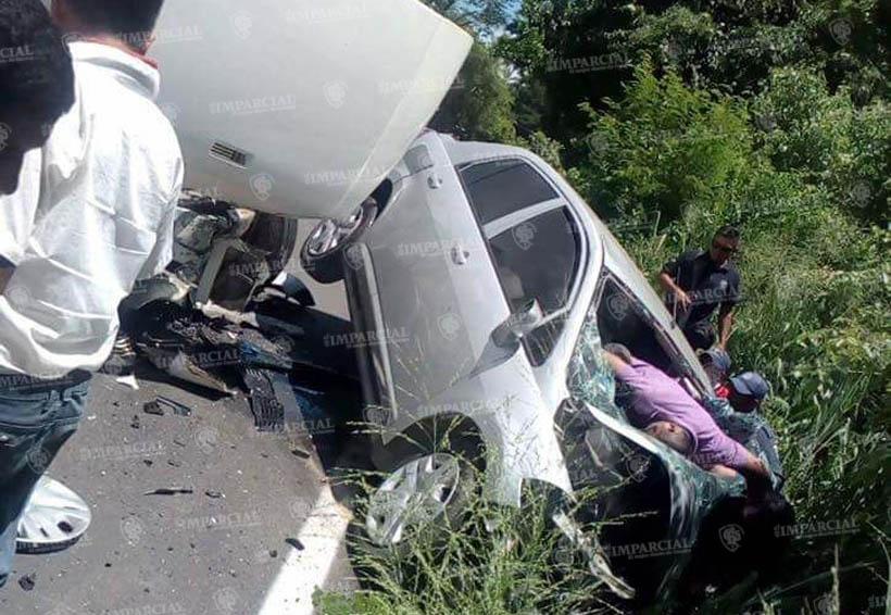 Muere expresidente municipal de Pinotepa Nacional en accidente automovilístico