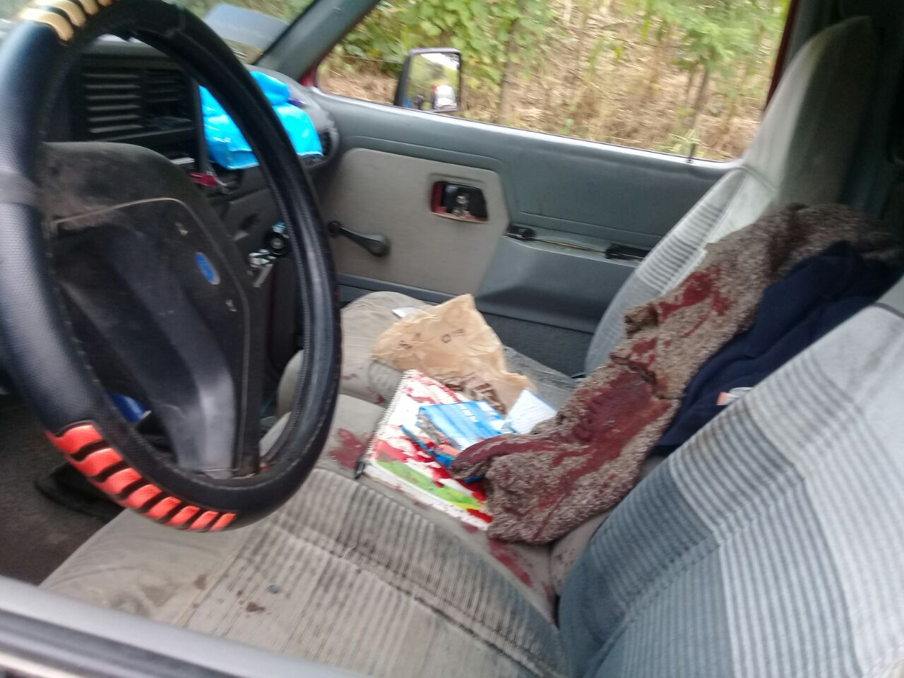 Asalto sangriento en carretera a Amuzgos | El Imparcial de Oaxaca