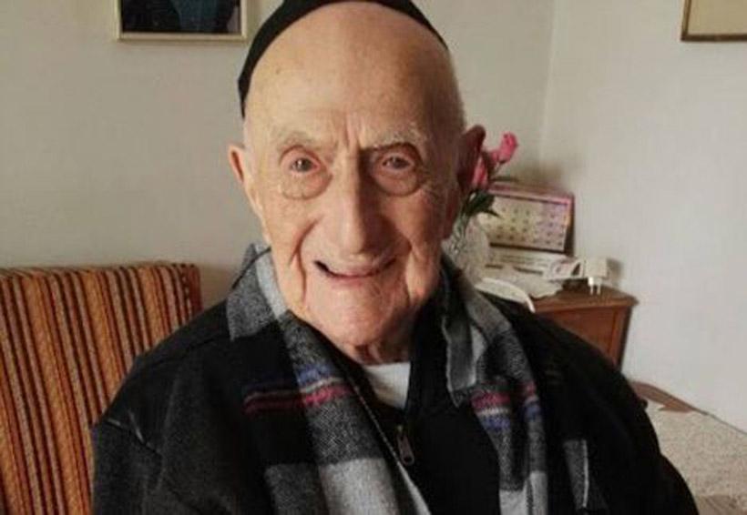 Murió el hombre más viejo del mundo