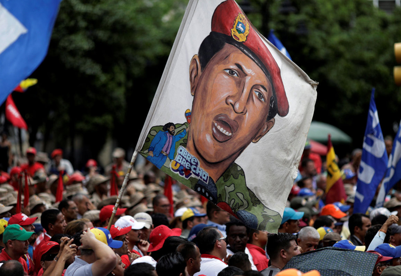 Sanciona EU a miembros de la Asamblea Constituyente de Venezuela