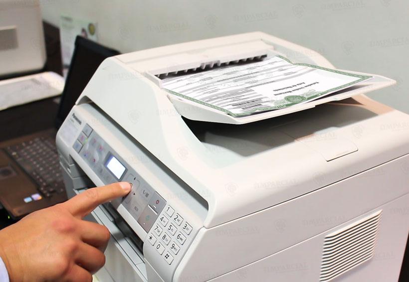 En Oaxaca se pueden imprimir en línea las actas de nacimiento | El Imparcial de Oaxaca