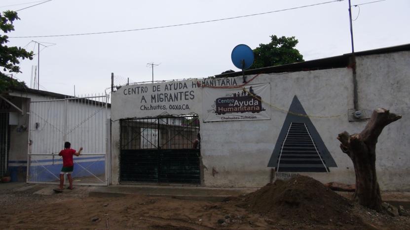 Cierran albergue de migrantes  en Chahuites; será reubicado | El Imparcial de Oaxaca