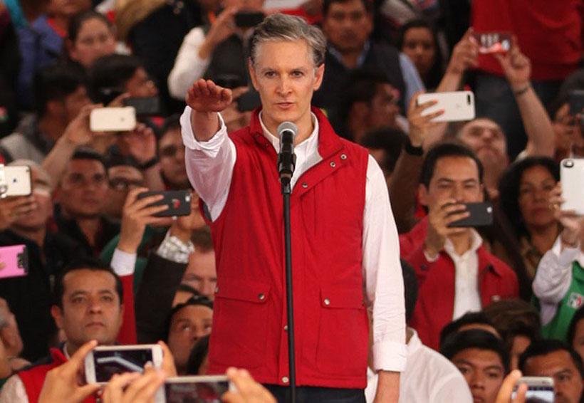 IEEM adelantará entrega de constancia de mayoría a Del Mazo | El Imparcial de Oaxaca