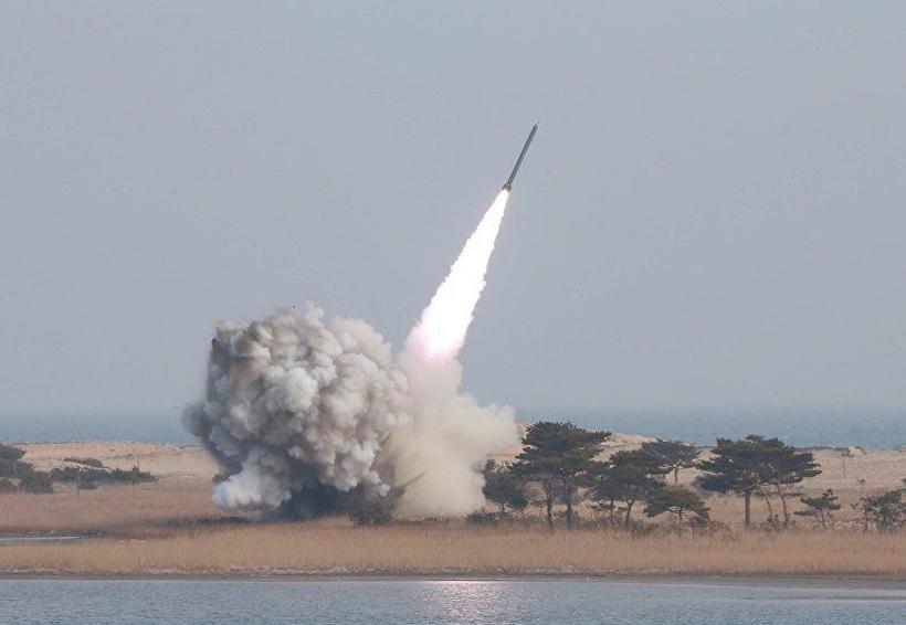 Corea del Norte lanza un misil balístico que sobrevoló Japón | El Imparcial de Oaxaca