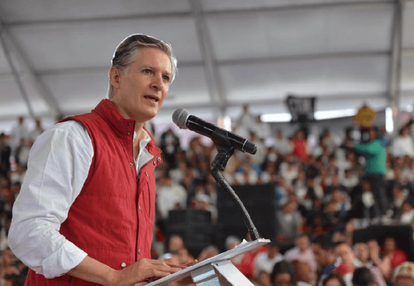 INAI pide al PRI informar sobre gastos en campaña de Alfredo del Mazo | El Imparcial de Oaxaca