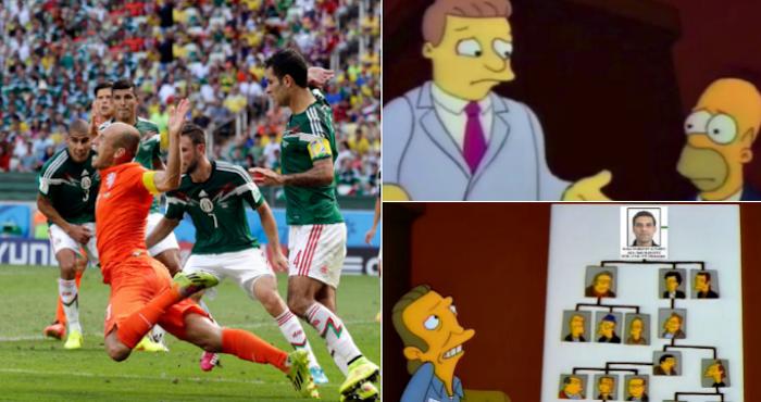 ¿Los Simpson predijeron la vinculación de Rafael Márquez con el narco? | El Imparcial de Oaxaca