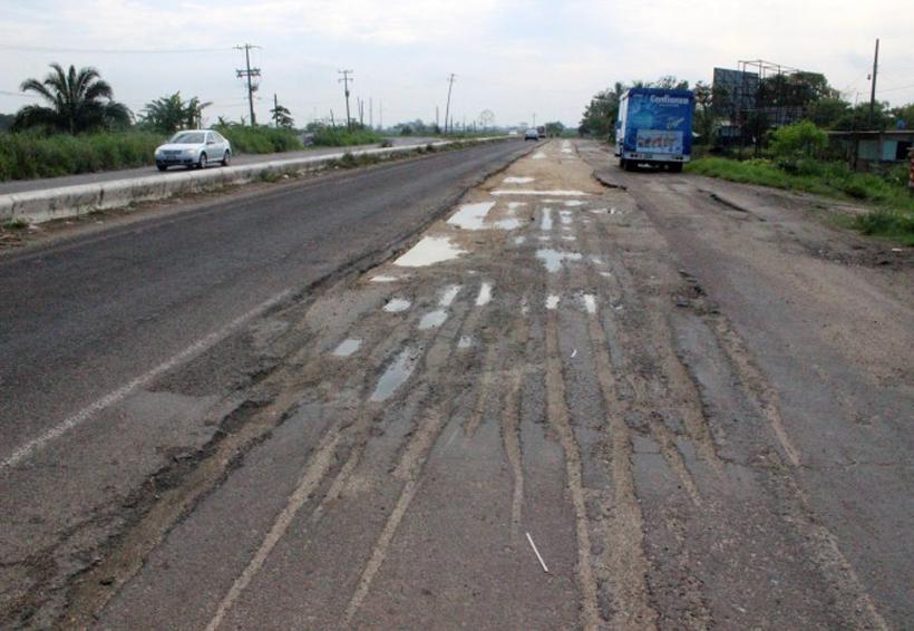 Red carretera del Istmo destrozada | El Imparcial de Oaxaca