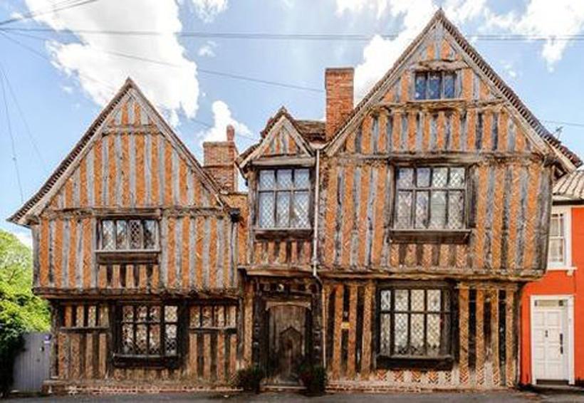 A la venta la casa de Harry Potter en Inglaterra