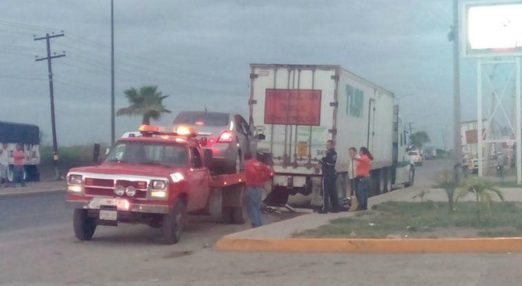 Impactante accidente le quita la vida a joven de 28 años | El Imparcial de Oaxaca