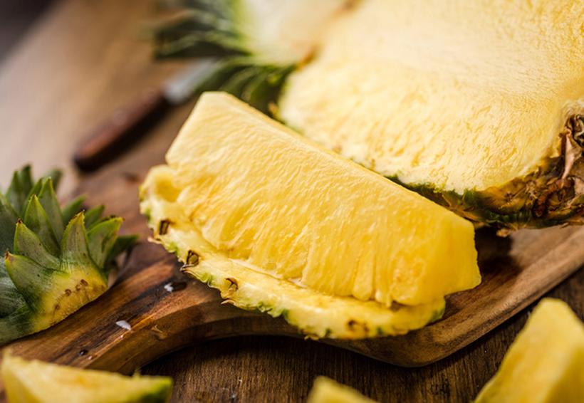 Propiedades de la piña para bajar de peso | El Imparcial de Oaxaca