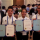Alumnos del Conalep ganan premio internacional por una app con fines sociales