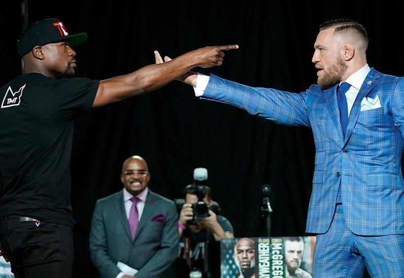 UFC lanzó emojis para el McGregor vs. Mayweather