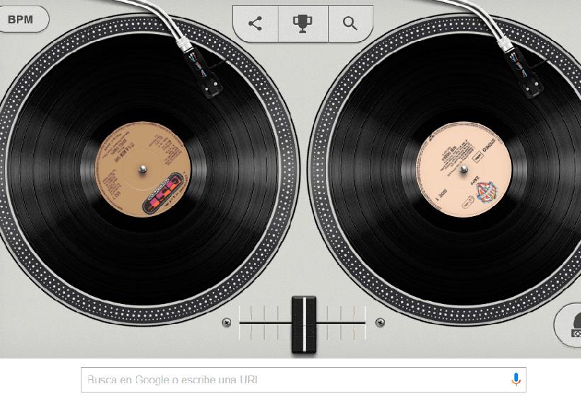 Google te deja convertirte en DJ con su Doodle interactivo que celebra el hip-hop | El Imparcial de Oaxaca