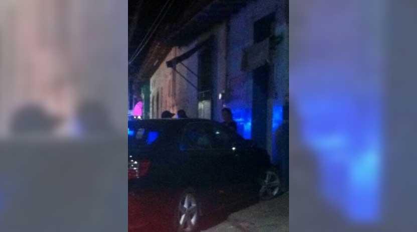 Choca con pared conductor alcoholizado en Salina Cruz, Oaxaca | El Imparcial de Oaxaca
