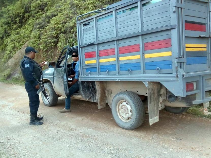 Conducía una troca robada en Veracruz | El Imparcial de Oaxaca