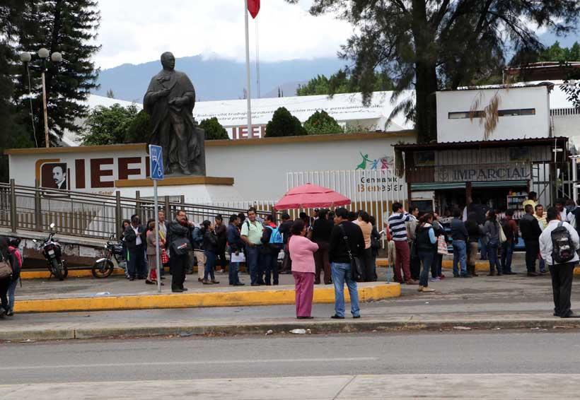 Incumple IEEPO con el Sistema de Obligación de Transparencia | El Imparcial de Oaxaca